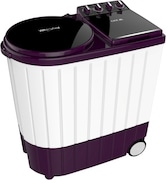 Whirlpool 9.5 kg Semi Automatic Top Load Washing Machine (ACE XL, Purple & White)