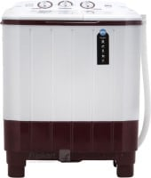BPL 6.5 kg Semi Automatic Top Load Washing Machine (BSATL65N1, Maroon)