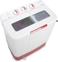 GEM 6.2 kg Semi Automatic Top Load Washing Machine (GWM 620GA, Red & White)