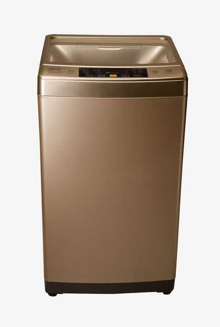 Haier 7.2 kg Fully Automatic Top Load Washing Machine (HSW72-789NZP, Champagne Gold)