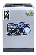 Koryo 10 kg Fully Automatic Top Load Washing Machine (KWM1000TL, Silver)