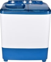 Koryo 6.5 kg Semi Automatic Top Load Washing Machine (KWM6818SA, Blue & White)