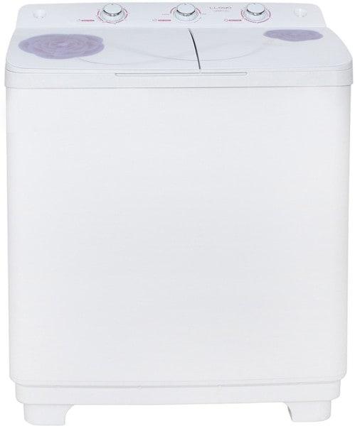 Lloyd 7.2 kg Semi Automatic Top Load Washing Machine (LWMS72G, White)