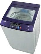Lloyd 6.5 kg Fully Automatic Top Load Washing Machine (LWMT65TG, Purple & White)