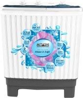 Mitashi 7 kg Semi Automatic Top Load Washing Machine (MISAWM70V25, White)
