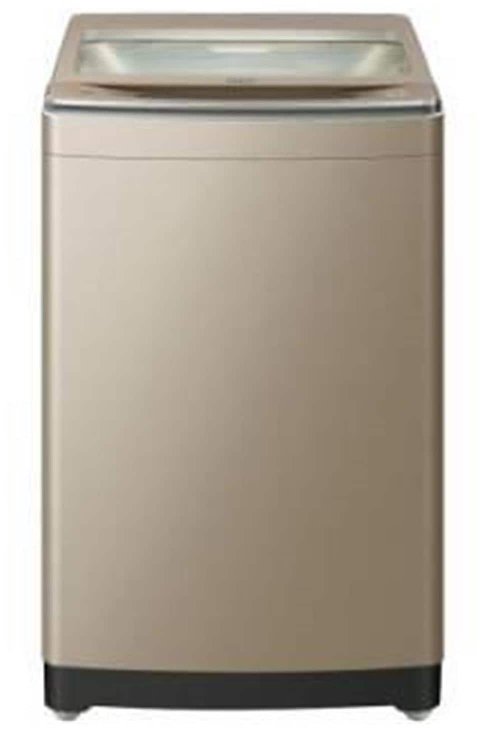 Haier 8.5 kg Fully Automatic Top Load Washing Machine (MS8518BZ-51, Gold)