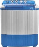 Micromax 7.2 kg Semi Automatic Top Load Washing Machine (MWMSA725TVRS1BL, White)