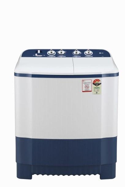 LG 6.5 Kg Semi Automatic Top Load Washing Machine (P6510NBAY, Dark Blue)