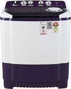 LG 8 kg Semi Automatic Top Load Washing Machine (P8035SPMZ, Purple)