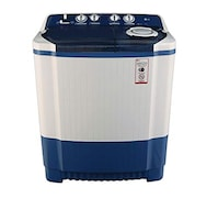 LG 8 kg Semi Automatic Top Load Washing Machine (P9037R3SM, Dark Blue)