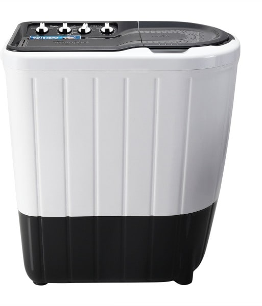 Whirlpool 7 kg Semi Automatic Top Load Washing Machine (SUPERB ATOM 70S, Dark Grey & White)