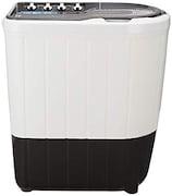 Whirlpool 7 kg Semi Automatic Top Load Washing Machine (SUPERB ATOM 70S, White & Dark Grey)