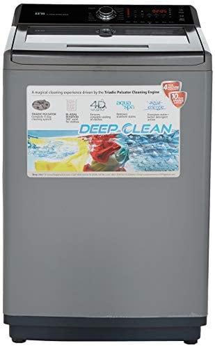 IFB 8 kg Fully Automatic Top Load Washing Machine (TL-80SDG AQUA, Sparkling Silver)