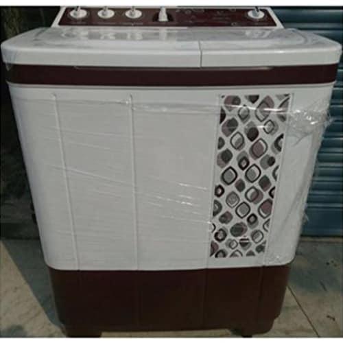 Videocon 7.2 kg Semi Automatic Top Load Washing Machine (VS72L11, Dark Maroon)