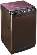 Videocon 7 kg Fully Automatic Top Load Washing Machine (VT70C40-CBL, Choco Brown)