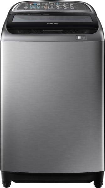 Samsung 11 kg Fully Automatic Top Load Washing Machine (WA11J5751SP/TL, Grey)