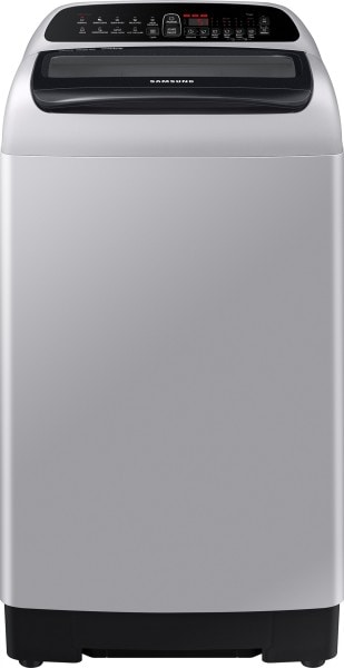 Samsung 7 kg Fully Automatic Top Load Washing Machine (WA70T4262BS/TL, Silver)