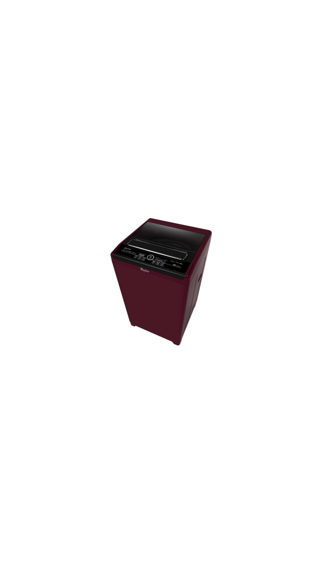 Whirlpool 6.2 kg Fully Automatic Top Load Washing Machine (WHITEMAGIC ROYALE 6212SD, Wine Red)