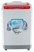 Videocon 10 kg Fully Automatic Top Load Washing Machine (WM VT10C44-SRY, White & Shine Red)