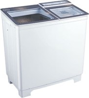 Godrej 8 kg Semi Automatic Top Load Washing Machine (WS 800 PDS, Lilac Sprinkle & White)