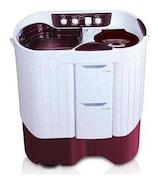 Godrej 8 kg Semi Automatic Top Load Washing Machine (WS EDGE PRO 800 CS, Wine Red)