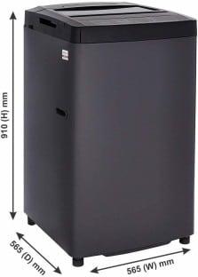 Godrej 6.2 kg Fully Automatic Top Load Washing Machine (WT EON 620 A GP GR, Dark Grey)