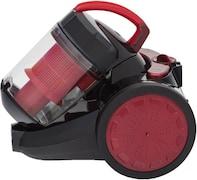 Eureka Forbes Tornado Dry Vacuum Cleaner (Black & Red)