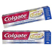 Colgate Total Advanced Whitening Toothpaste (113GM, Pack of 2)