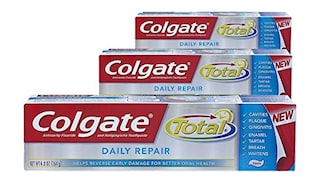 Colgate Total Advanced Whitening Toothpaste (113GM, Pack of 3)