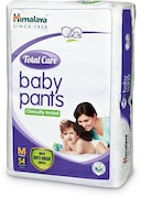 Himalaya Total Care Anti-Rash Baby Pants (54 PCS, M)