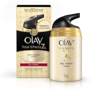 Olay Total Effect S +Anti Aging Skin Day Cream - +Normal SPF 15 (50GM)
