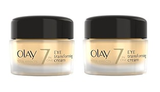 Olay Total Effects 7 In One Eye Transforming Cream (15ML, Pack of 2)