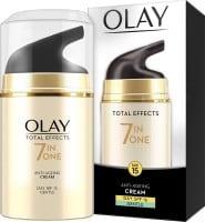 Olay Total Effects Anti Ageing Day Cream - Gentle SPF 15 (50GM)