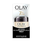 Olay Total Effects Anti-Aging Eye Transforming Cream (14GM, Pack of 9)