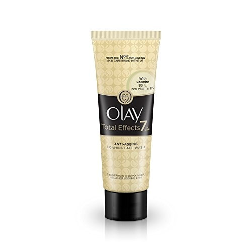 Olay Total Effects Anti Aging Foaming Face Wash Cleanser (100GM)