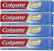 Colgate Total Whitening Toothpaste (221GM, Pack of 4)