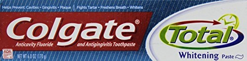 Colgate Total Whitening Toothpaste (170GM)