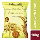 Patanjali Traditional Whole Wheat Flour (10KG)