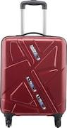 Safari Traffik Luggage (21 Inch, Maroon)