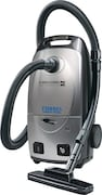 Eureka Forbes Trendy Steel Dry Vacuum Cleaner (Black & Grey)