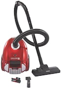 Eureka Forbes Trendy Zip Plus Dry Vacuum Cleaner (Red)