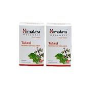 Himalaya Tulasi Tablets (60 PCS, Pack of 2)
