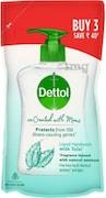 Dettol Tulsi Liquid Hand Wash (175ML)