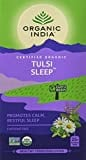 Organic India Tulsi Sleep Tea (50GM, 25 Pieces)