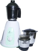 Green Home Turbo 500W Mixer Grinder (Green, 3 Jar)