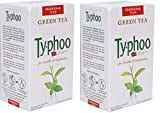 Typhoo Supporting Tulsi Green Tea (200GM, Pack of 2, 25 Pieces)