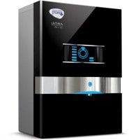 Pureit Ultima 10L RO+UV Water Purifier (Black)
