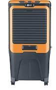 Orient Ultimo Air Cooler (Orange & Grey, 50 L)