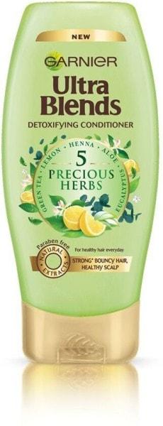 Garnier Ultra Blends 5 Precious Herbs Conditioner (175ML)