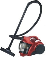 Inalsa Ultra Clean Cyclonic Dry Vacuum Cleaner (Black & Red)